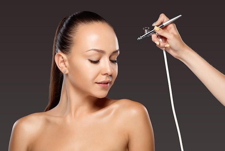 Airbrush Tanning
