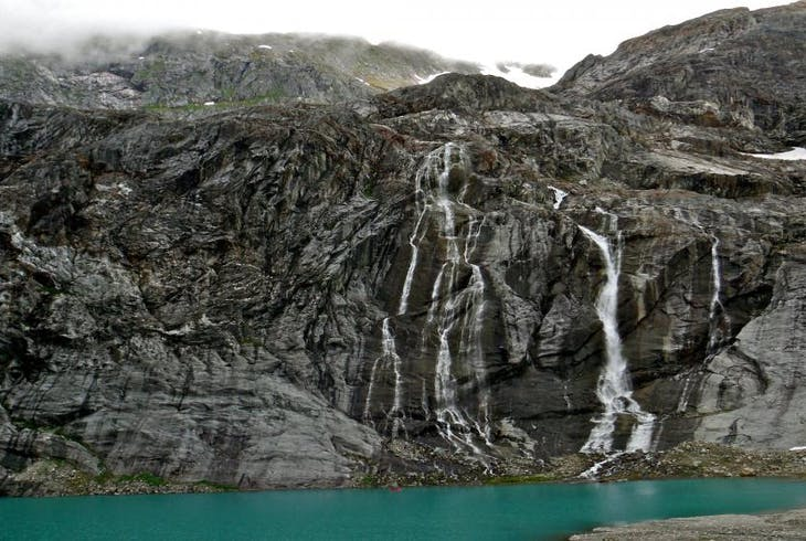 Alpine Glacier Adventure Trip