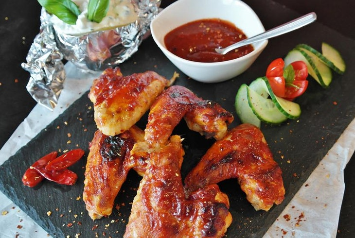 American Favorite Dishes Cooking