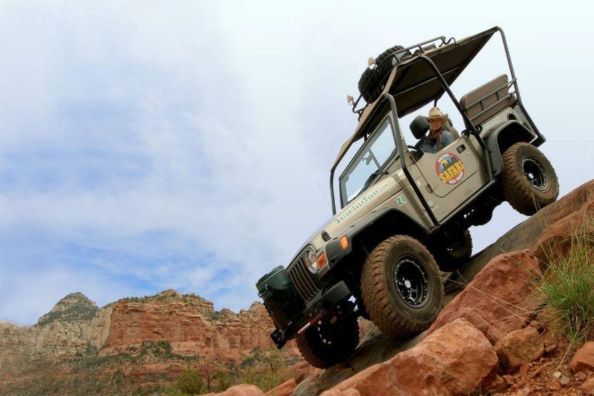 ... Arizona Safari Jeep Tours