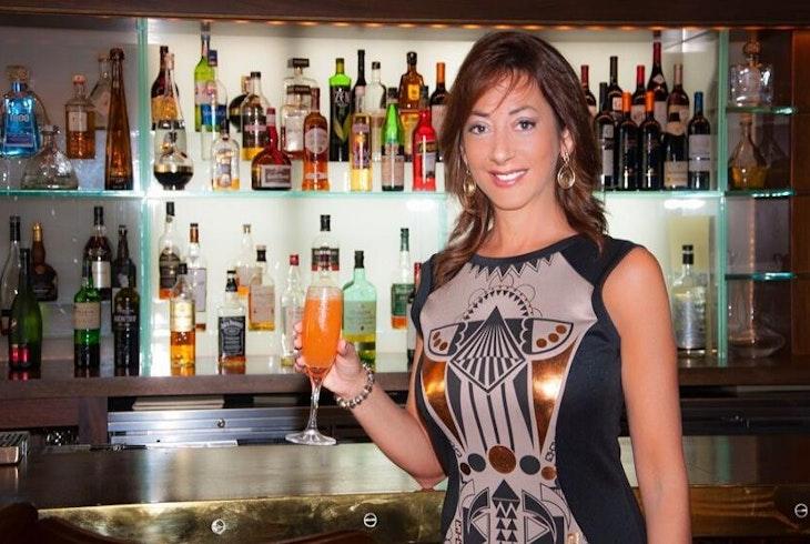 Art Deco Cocktail
