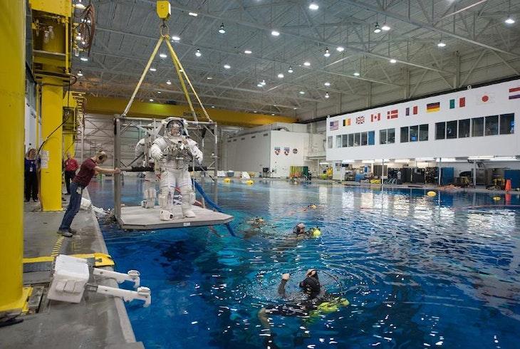 Astronaut Training
