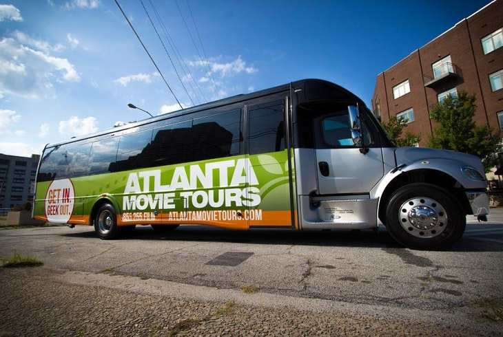 Atlanta Movie Tours