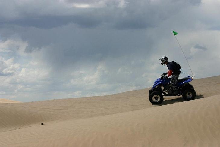 Atv Desert