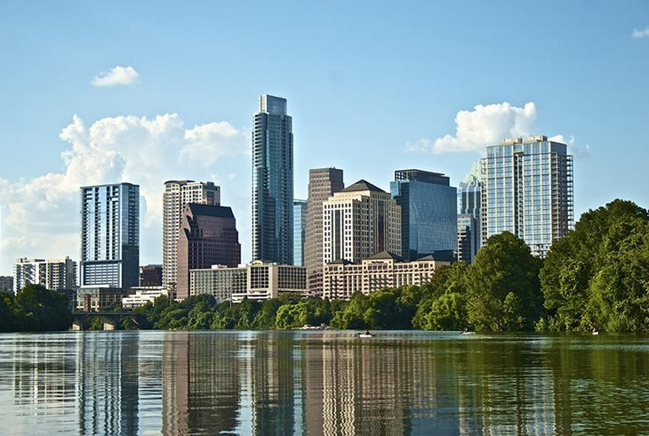 Austin Historic Downtown