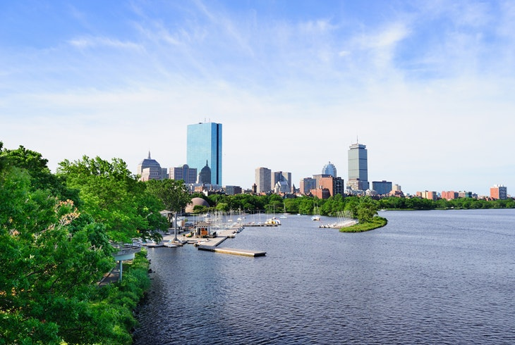 Back Bay Boston Generic