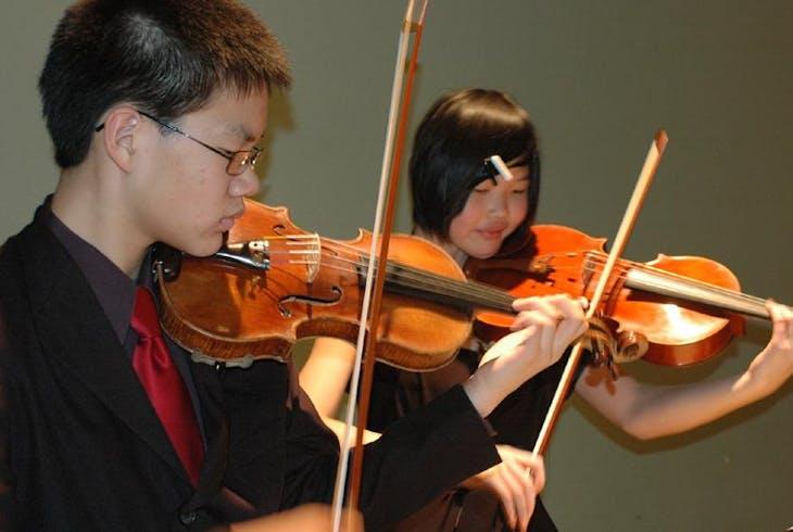 Bantam Violin