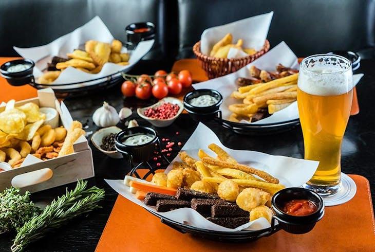Bar Food