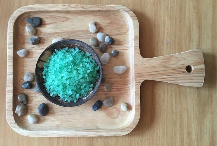 Bath Salts Making Class