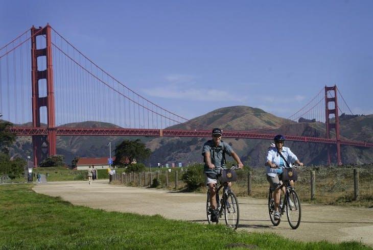 Bay City Bike California Sunset