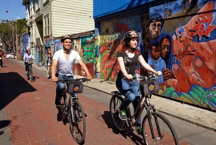 Bay City Bike Streets Of San Francisco