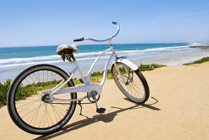 Beach And Vineyard Bike Tour