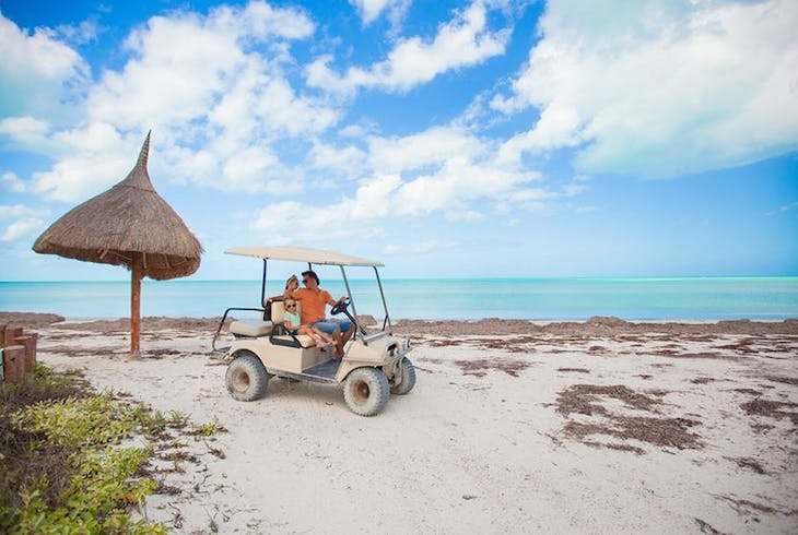 Beach Golf Cart