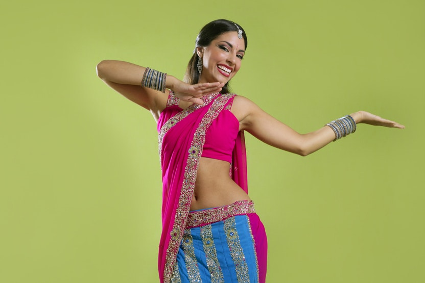 Learn bhangra dance
