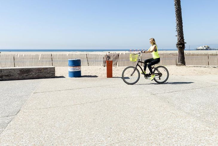 Bicycle Beach
