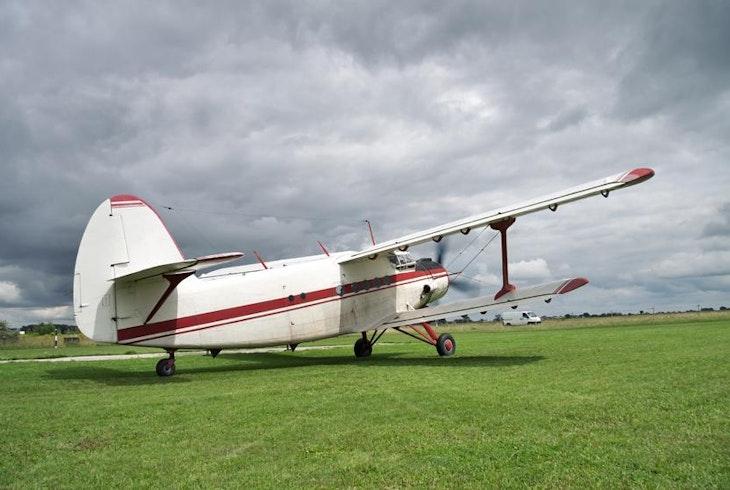 Biplane Generic
