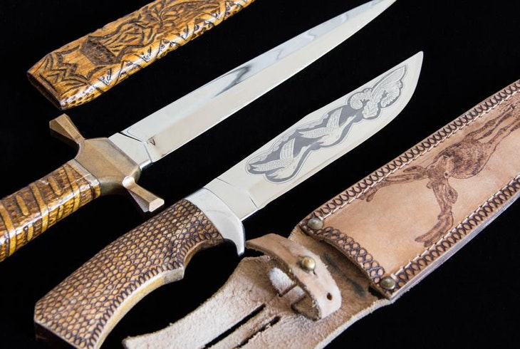 Bladed Weapons