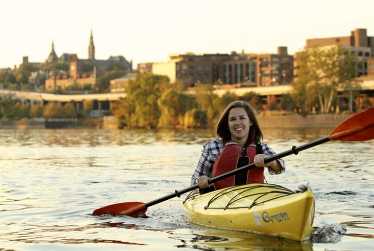 Boating In Dc Kayak Photos
