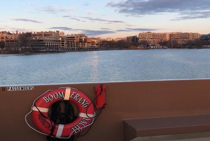 Boomerang Tours Yacht