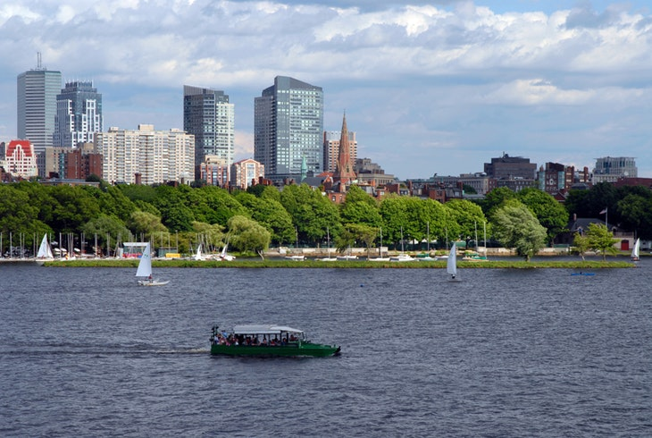 Boston Duck Tour Generic