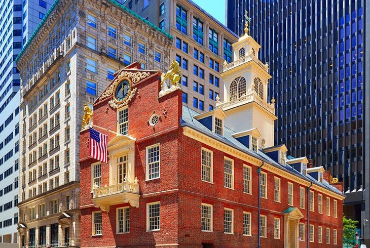 Boston Freedom Walking Trail