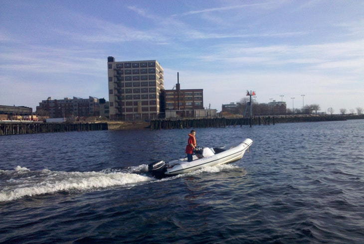 Boston Harbor Boat Rentals 12