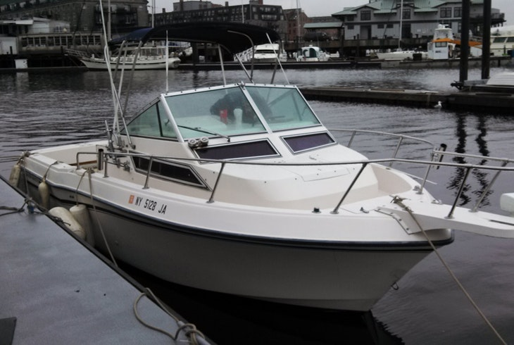 Boston Harbor Boat Rentals 23