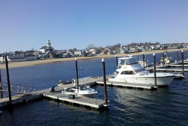 Boston Harbor Boat Rentals 42