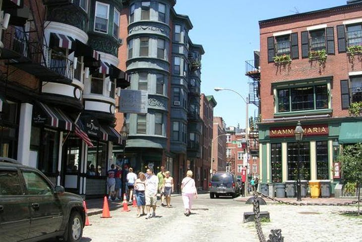 Boston North End Tours