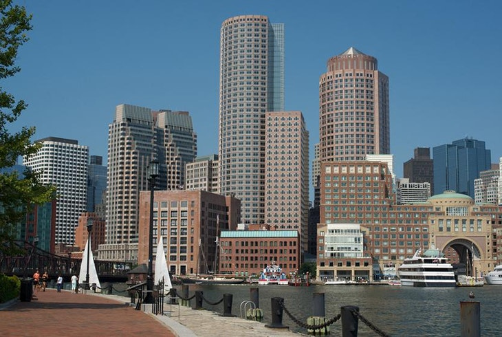 Boston Walking Tour
