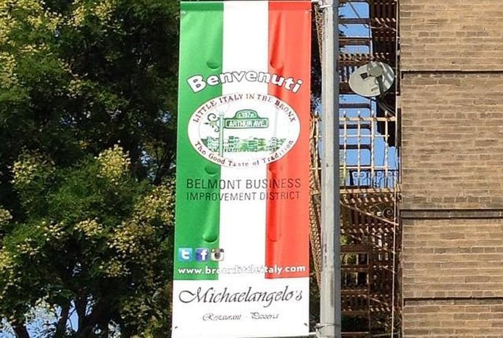 Bronx Historical Tours Little Italy
