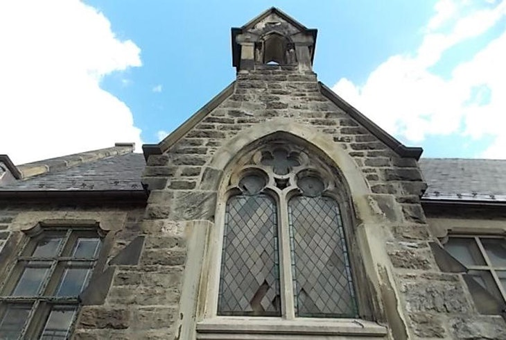 Bronx Historical Tours St Peters Episcopal Church