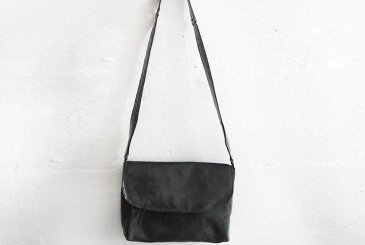 Brooklyn Shoe Space Crossbody Bag