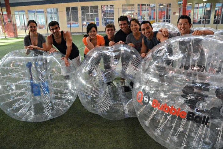 Bubbleball Nyc