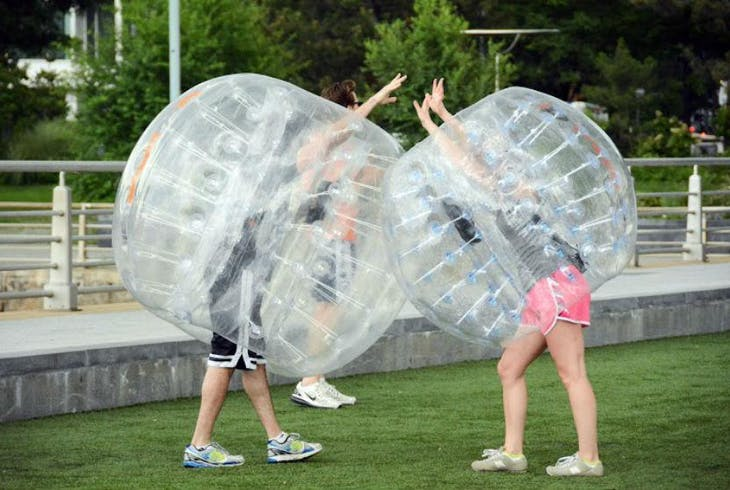 Bubbleball Nyc