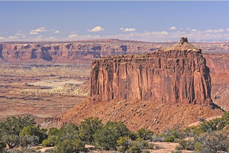 Canyonlands By Day And Night