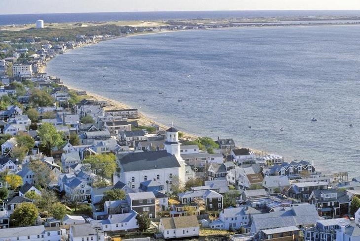 Cape Cod Aerial