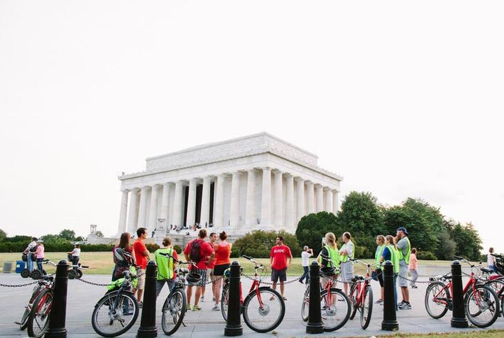 Capital City Bike Tours Night Tours