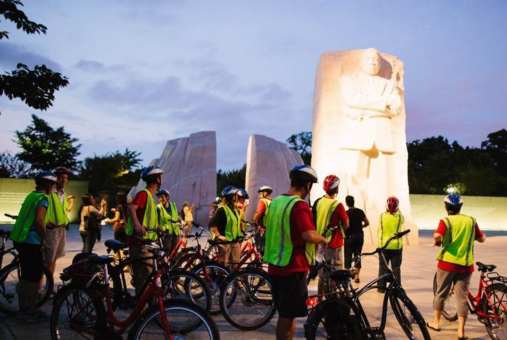 Capital City Bike Tours Night Tours