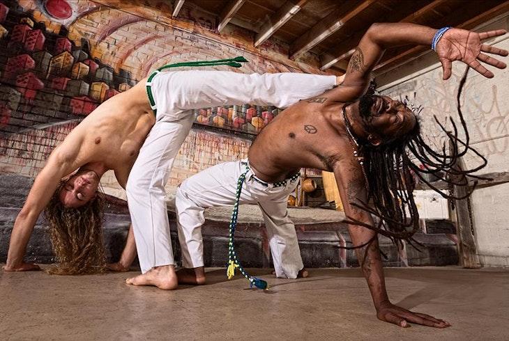 Capoeira Roda