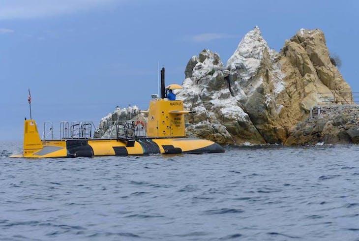 Catalina Adventure Tours Nautilus