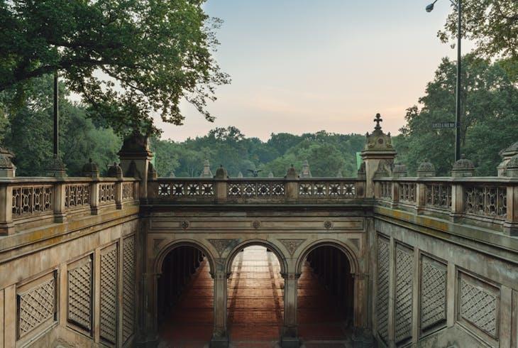 Central Park Architecture