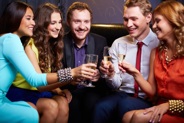 Champagne Night Cruise Generic