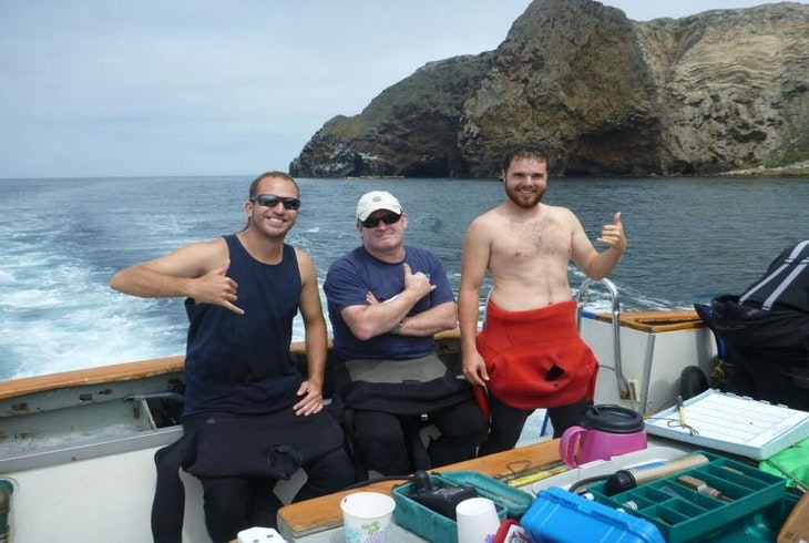 Channel Islands Dive Adventures