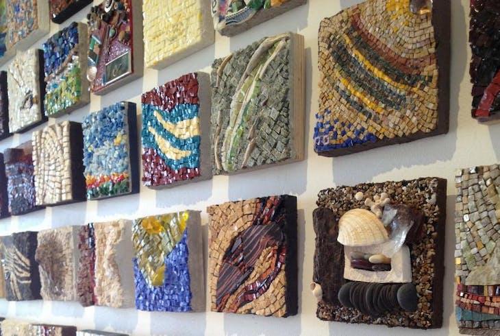 Chicago Mosaic School Basic Workshop