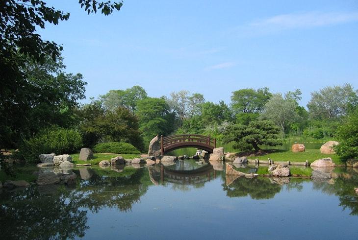 Chicago Osaka Garden