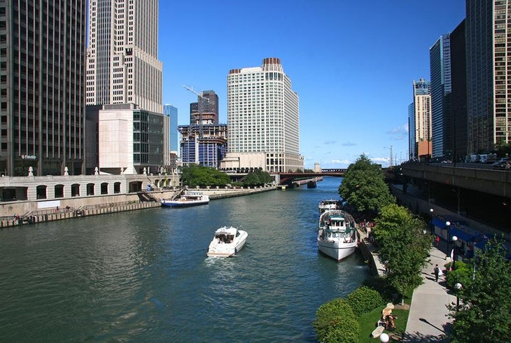 Chicago River Cruise Generic