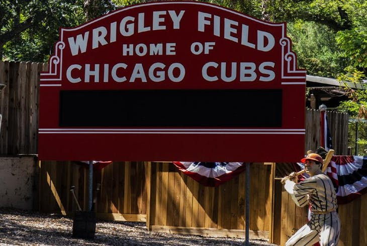 Chicago Wringley Field