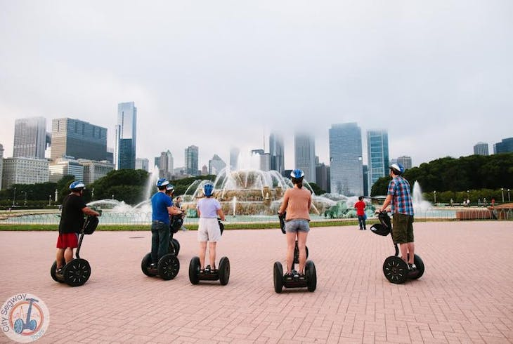 Chicago Evening Segway Tour