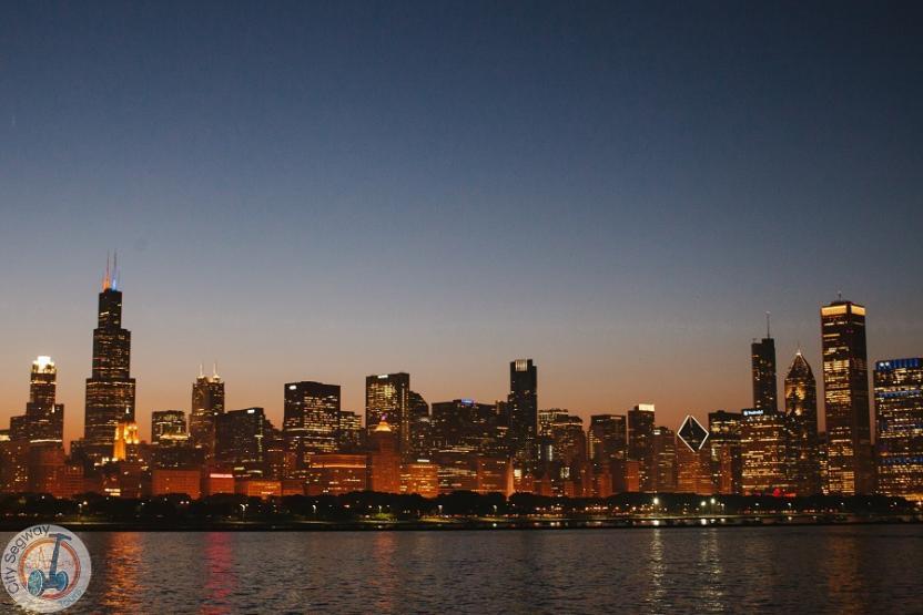 Chicago Evening
